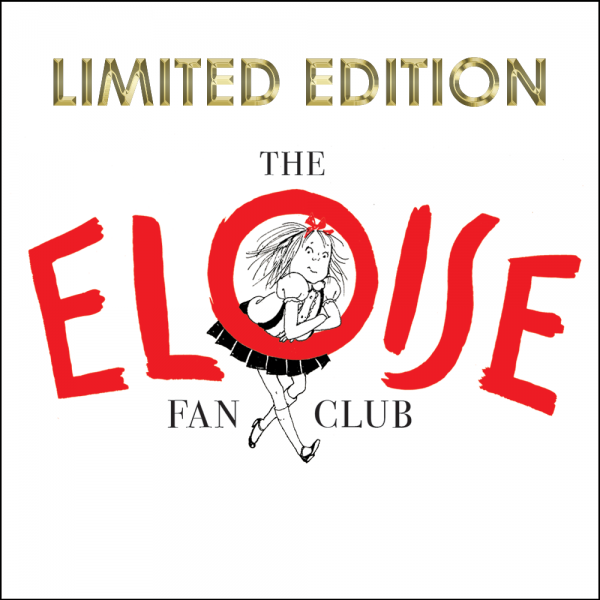 Limited Edition Eloise Fan Club logo